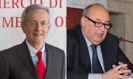 Michl Ebner, Giovanni Bort